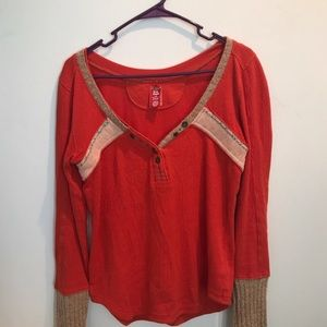 Free people Nordic nuzzle thermal